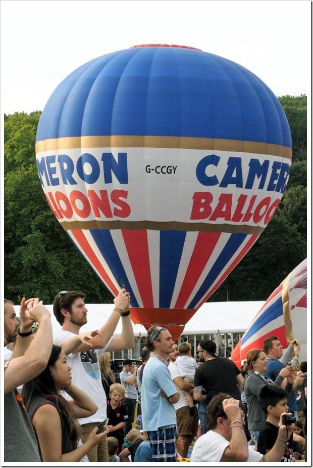 Cameron Balloons - G-CCGY