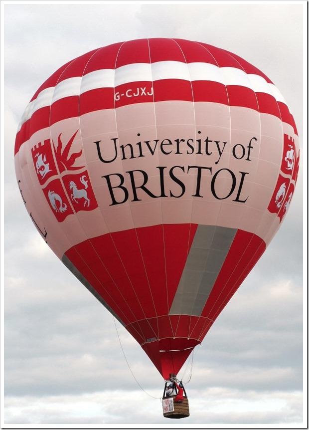 Bristol University - G-CJXJ