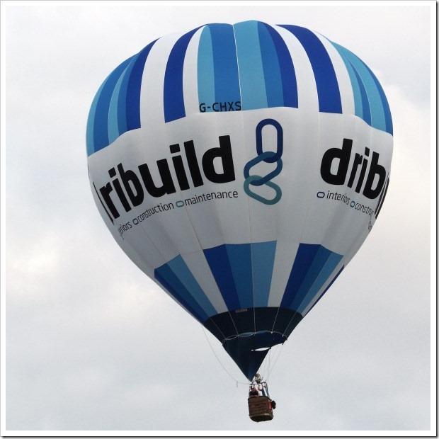 Dribuild - G-CHXS