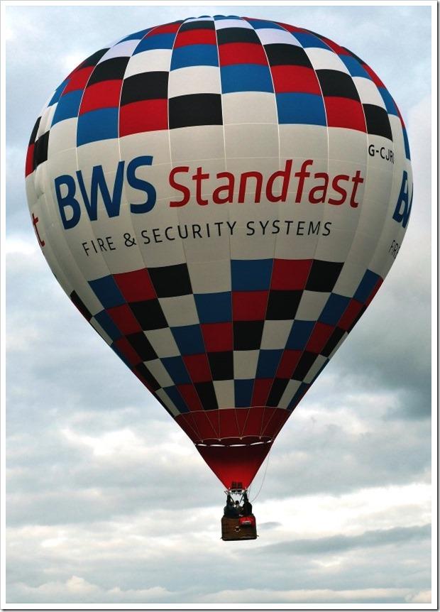 BWS Standfast - G-CJRO
