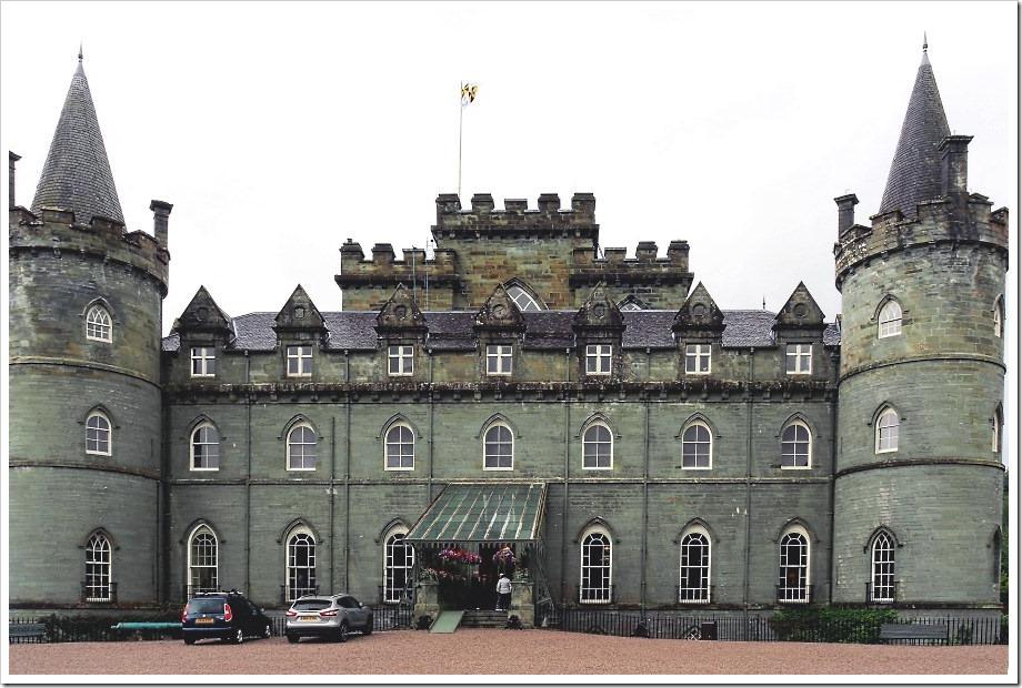 Inverarary Castle