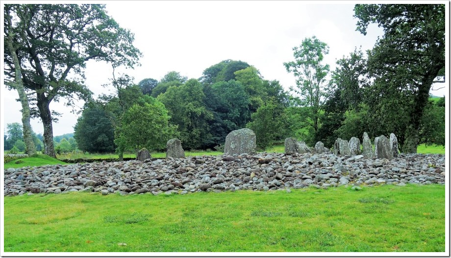 Temple Wood South Stone Circle 1