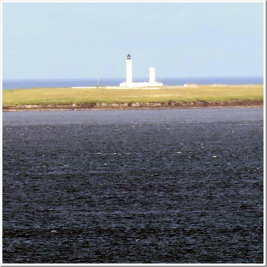 Pentland Skerries Lighthouse