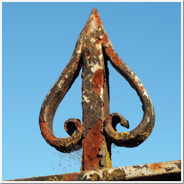 Wrought Iron Detail #2