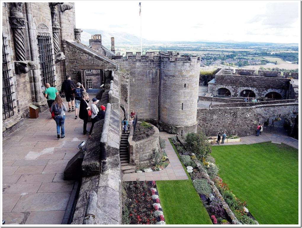 Escheresque Stirling Castle