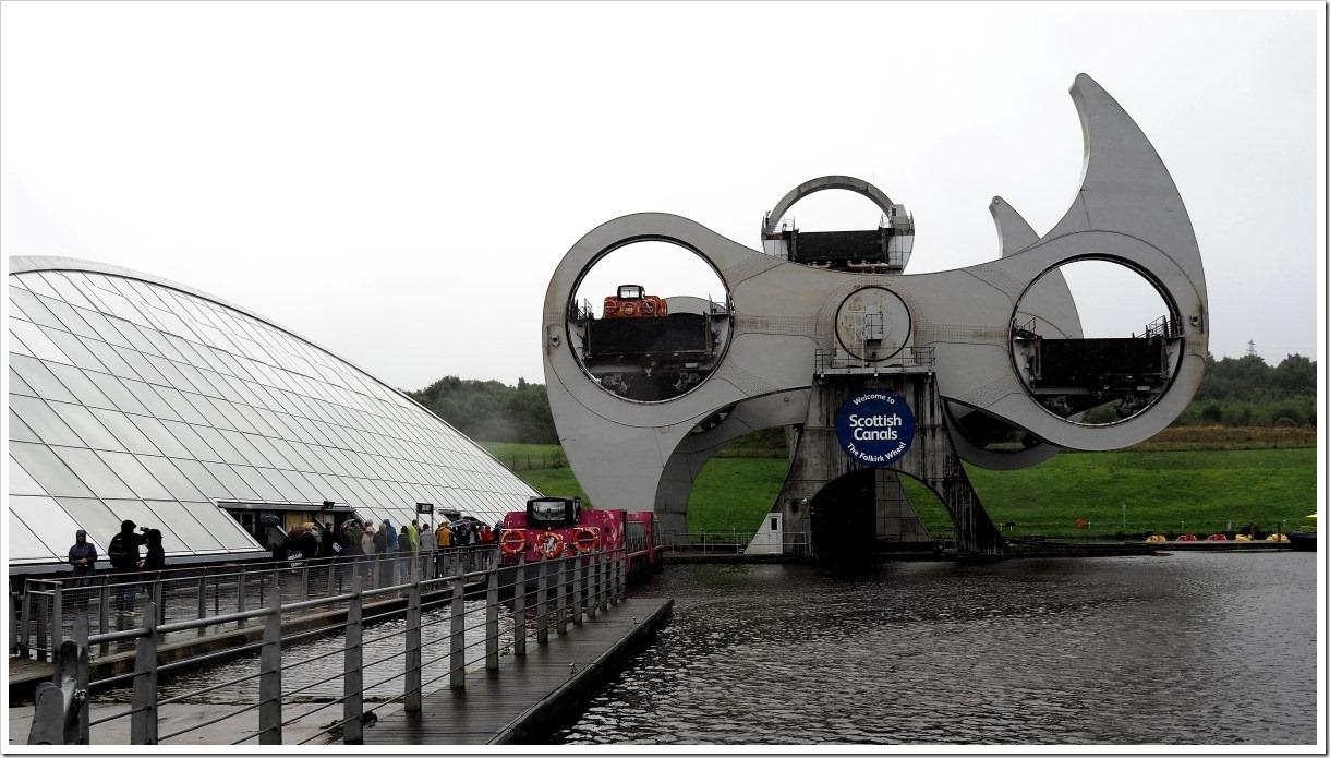 Falkirk Wheel #1