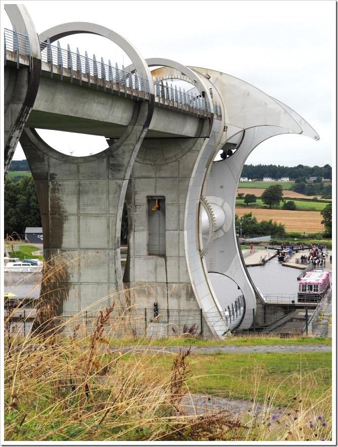 Falkirk Wheel #3