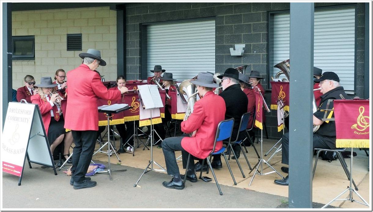 Daylesford Community Brass Band #1