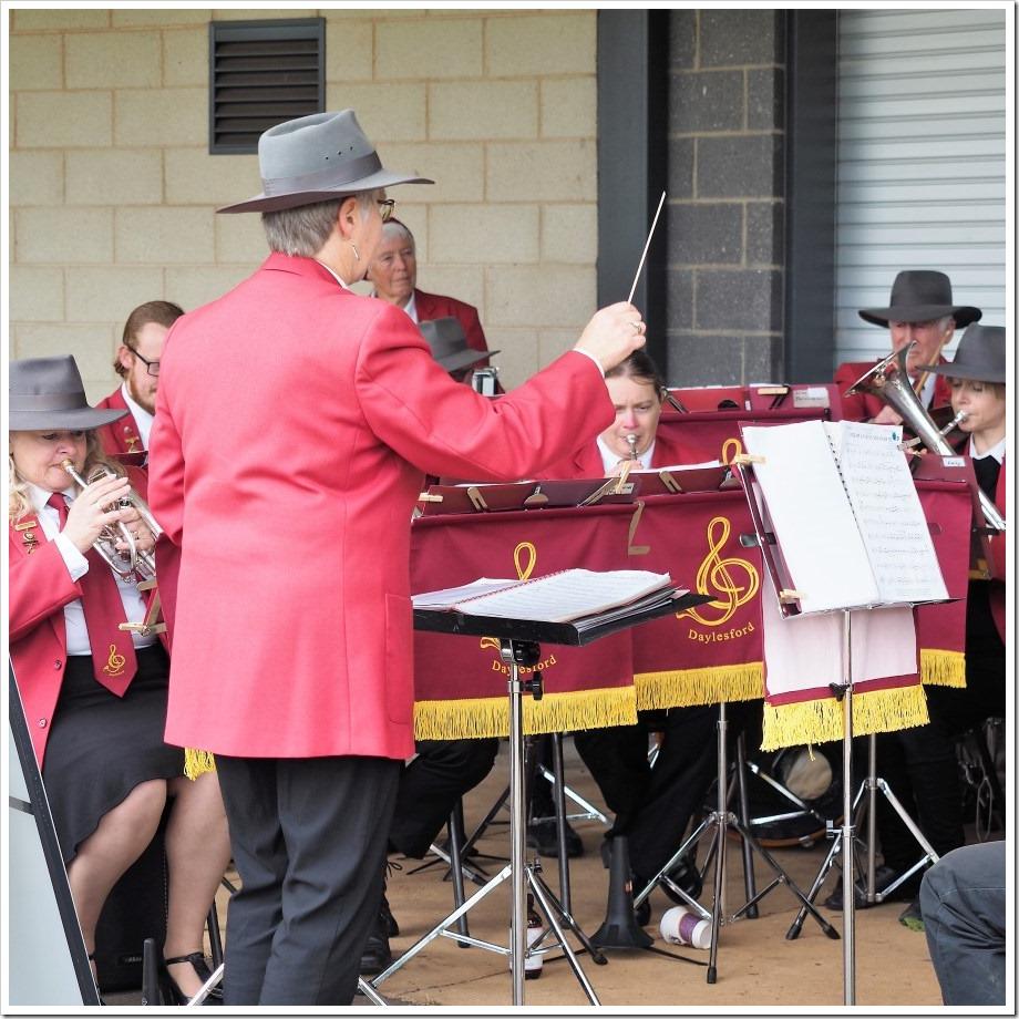 Daylesford Community Brass Band #2