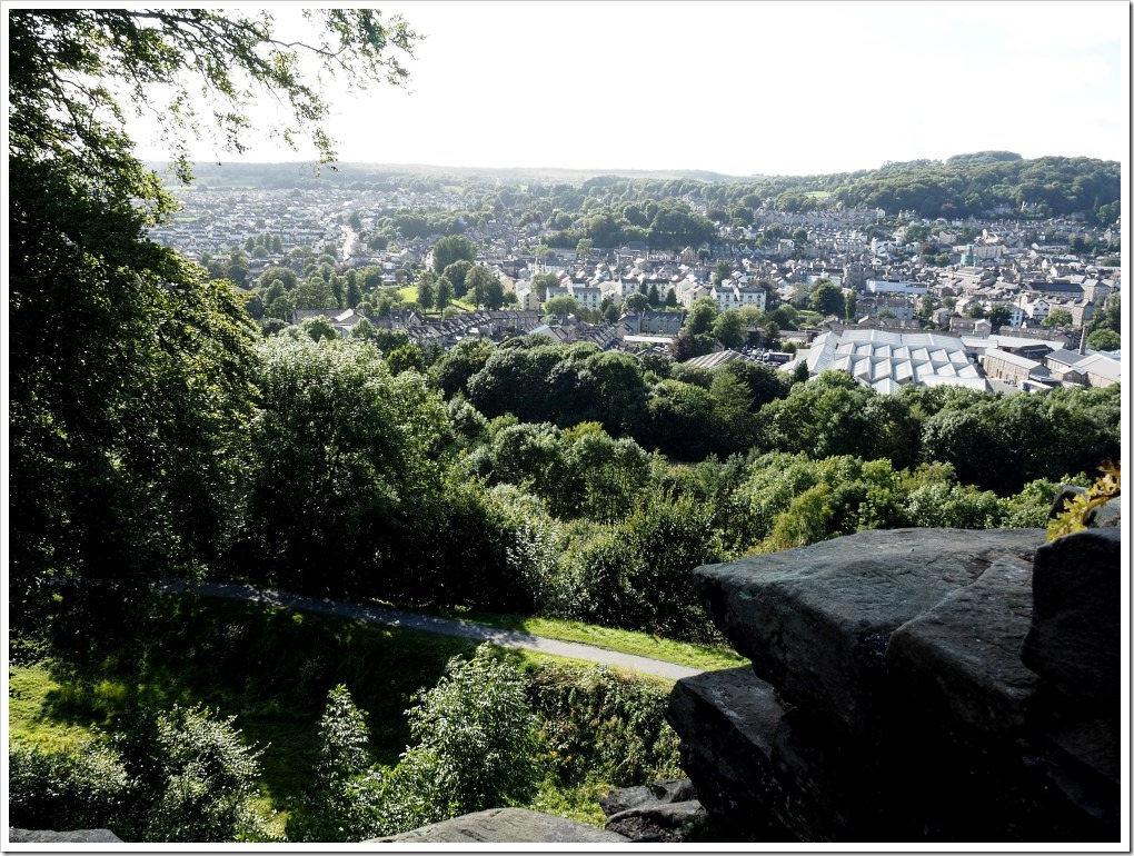 Kendal from Kendal Castle #1