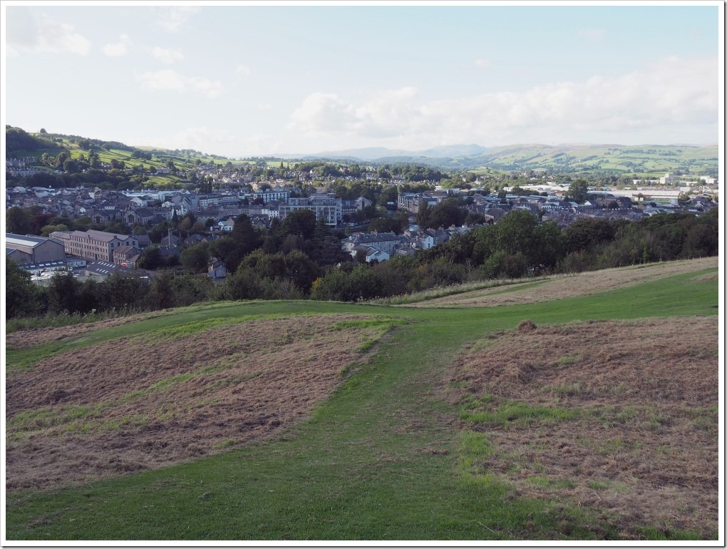 Kendal from Kendal Castle #3