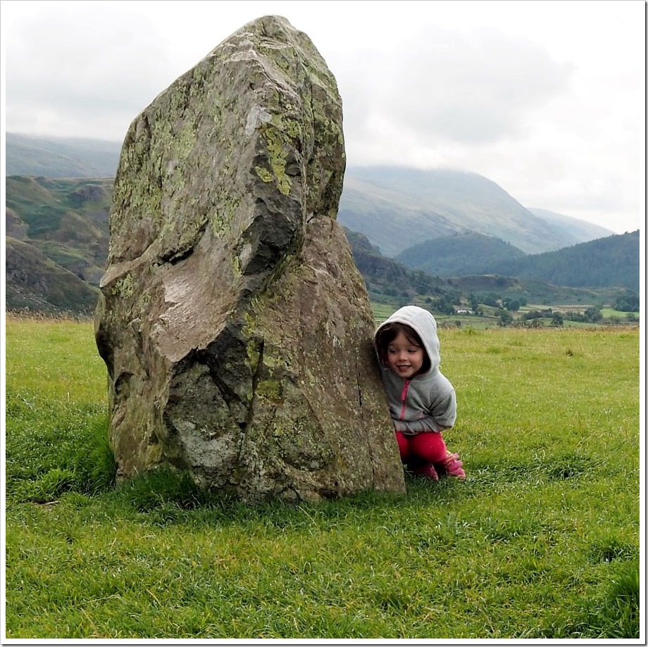 Little People at Castlerigg