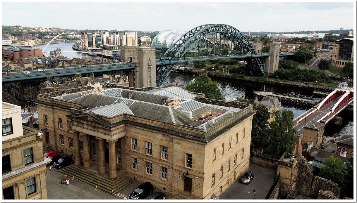 Newcastle Moot Hall