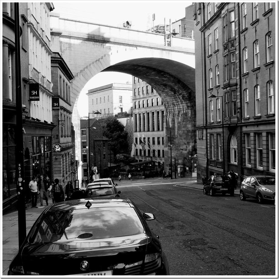Dean Str Railway Arch