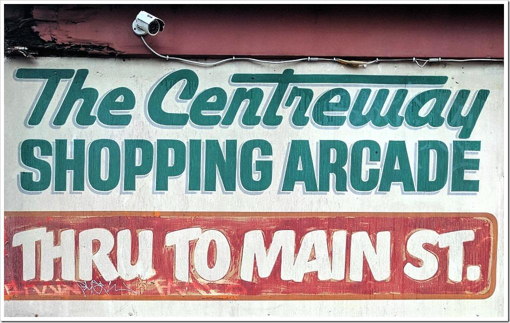 Centreway Shopping Arcade Croydon
