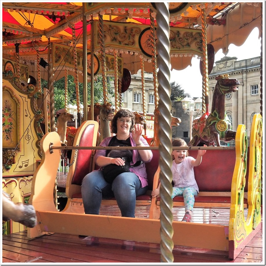 Warrington's Carousel #2