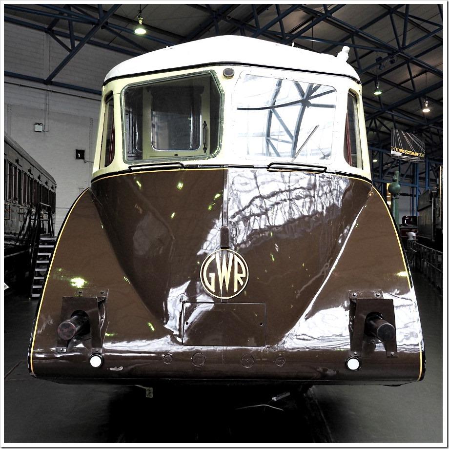 GWR AEC Railcar