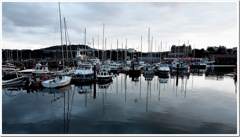 Scarborough Harbour 2