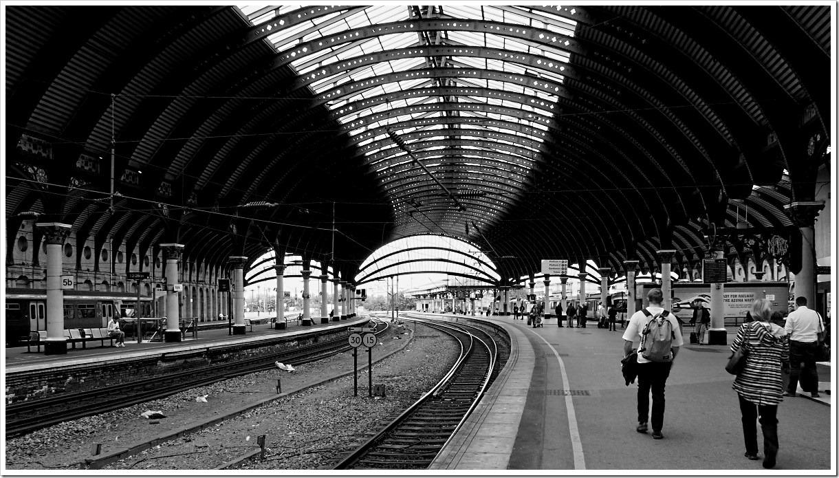 York Railway Station 1