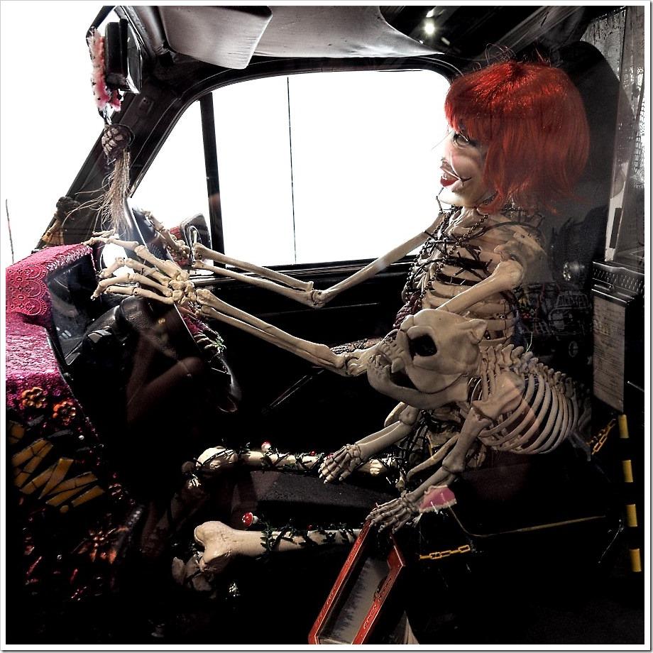 Zulu Voodoo Taxi Driver