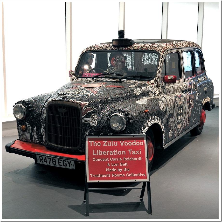 Zulu Voodoo Taxi