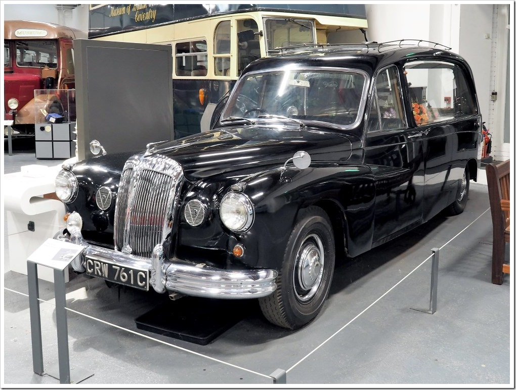 Daimler Majestic Major Hearse