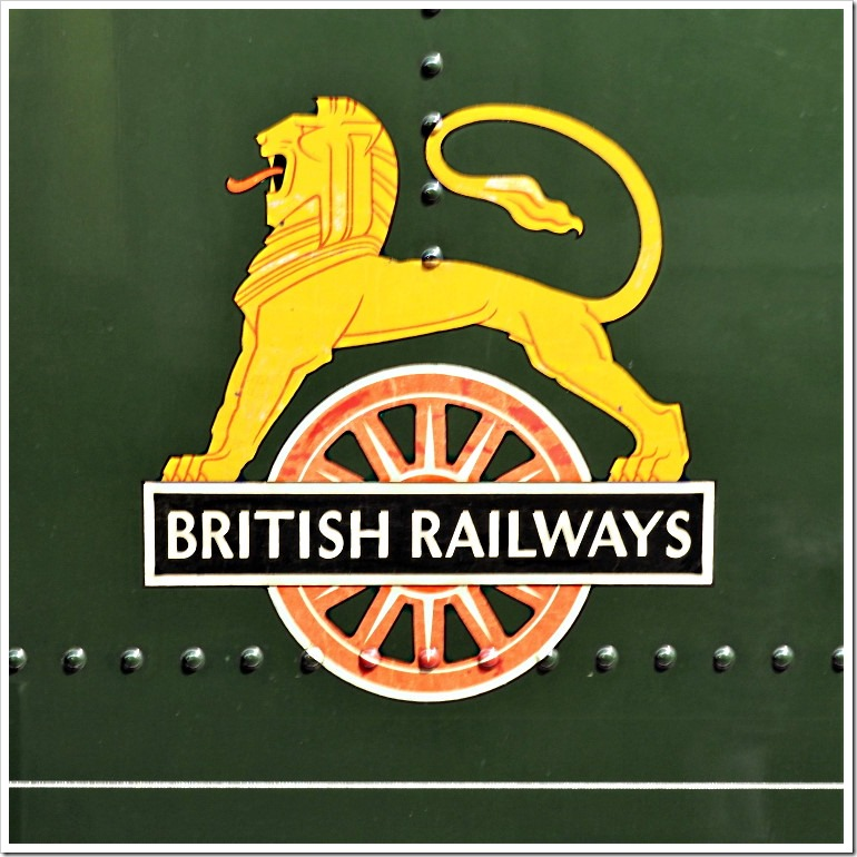 British Railways - Cycling Lion