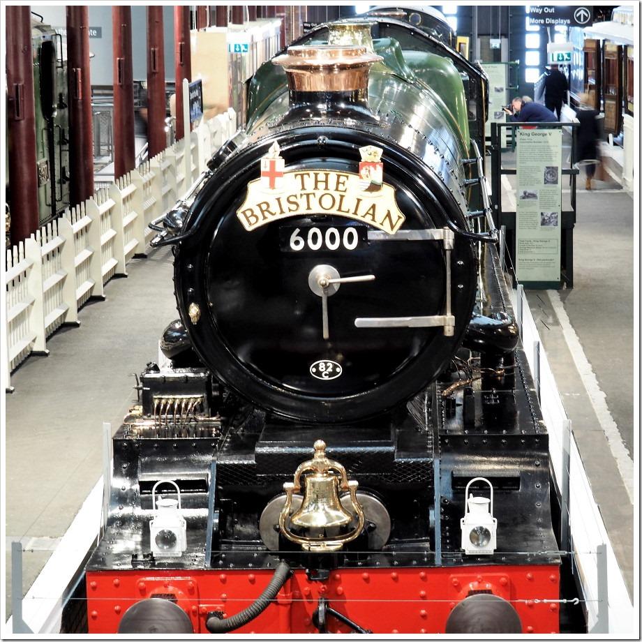GWR King George V