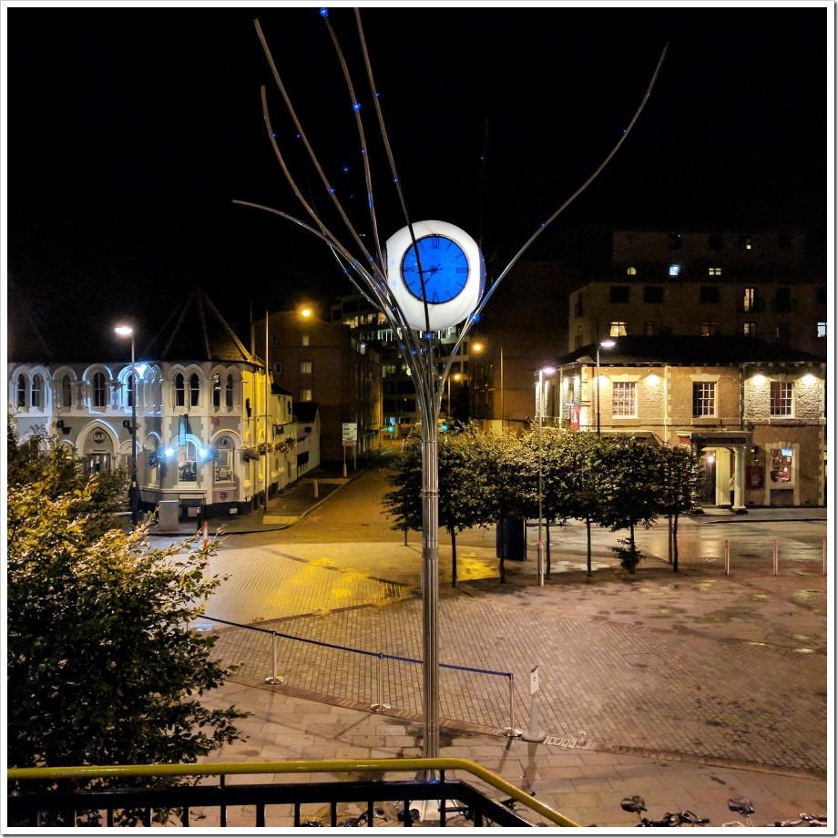 Jubilee Clock Swindon