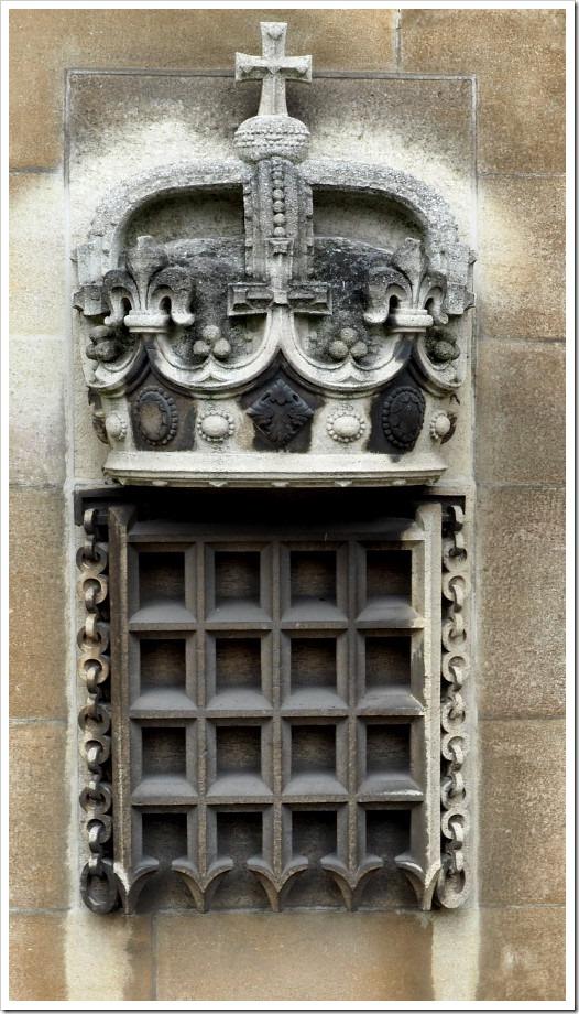 Crowned Portcullis