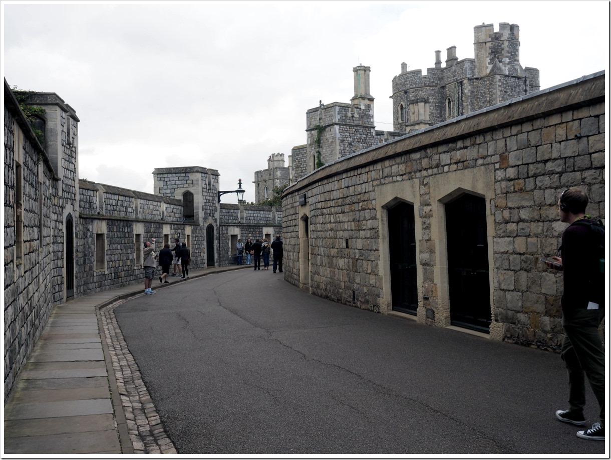 WIndsoe Castle - Tourist Entrance