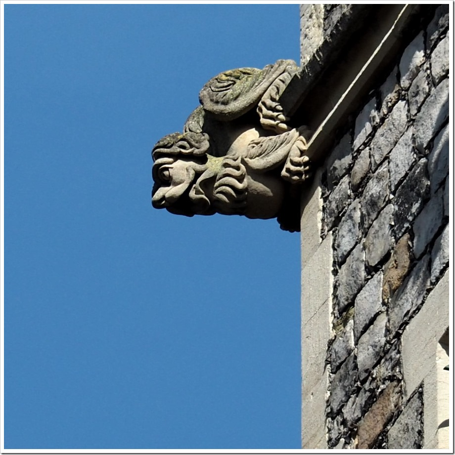 Windsor Castle Gargoyle 1