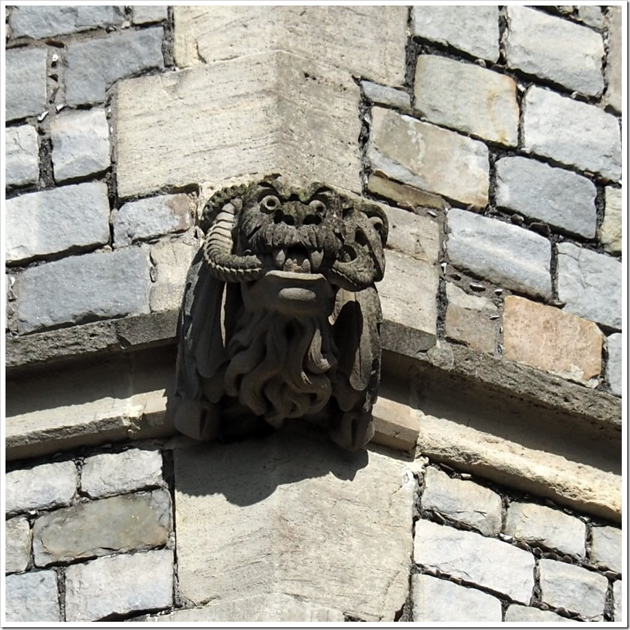 Windsor Castle Gargoyle 2