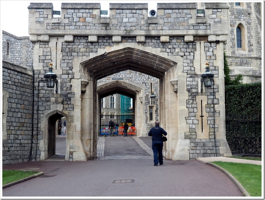 Windsor Castle Gates