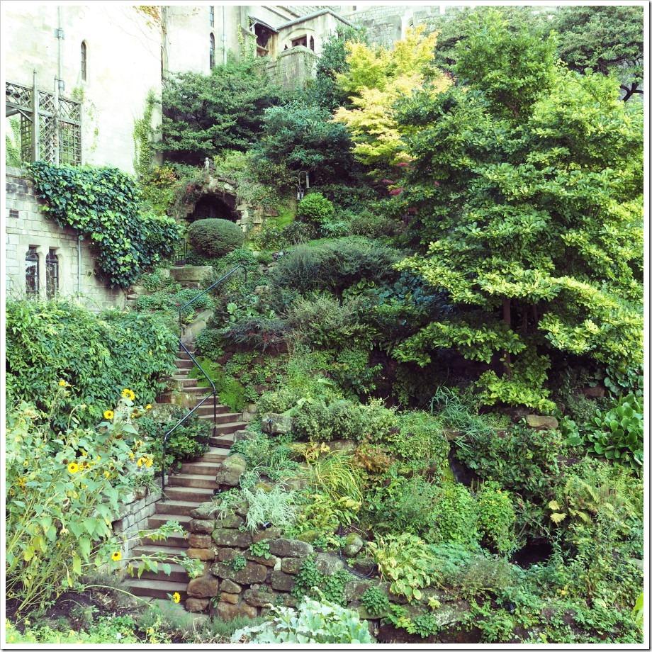 Windsor Castle Secret Garden