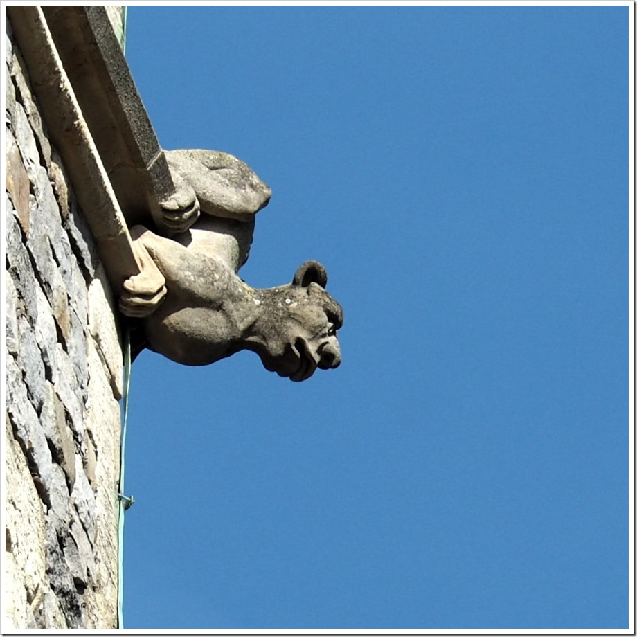 Windsor Castle Gargoyle 4