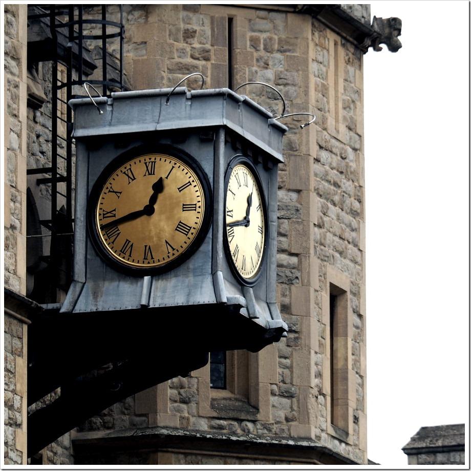 Waterloo Block Clock