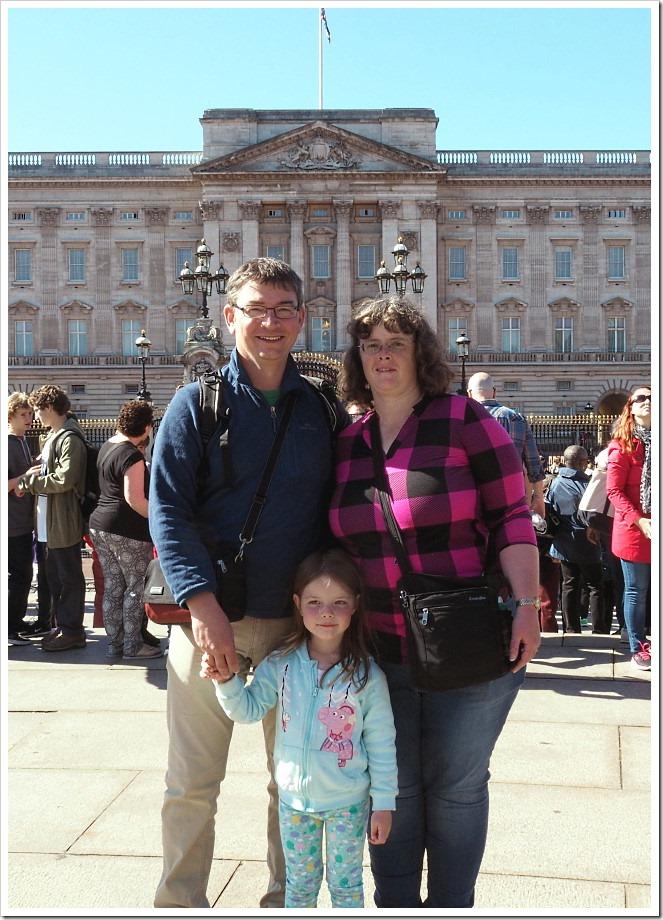 Buckingham Palace Family