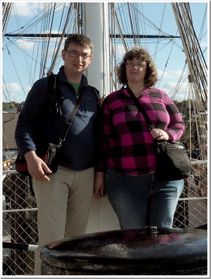 Cutty Sark Couple