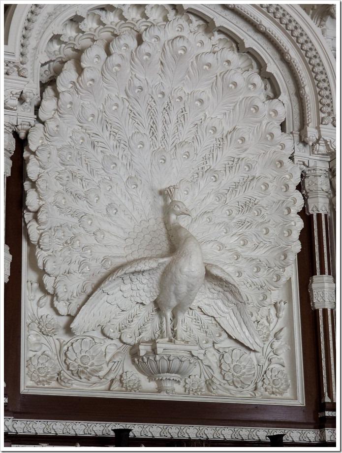 Durbar Room Peacock